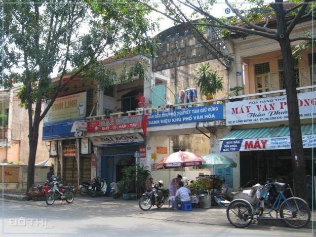 Bán nhà mặt tiền Cống Quỳnh Q. 1 4.2x20m, trệt lầu CN đủ giá 38 tỷ TL 13626662