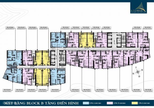 I-Tower Quy Nhơn - Dự án cao cấp bậc nhất Quy Nhơn - 0965.268.349 13629189