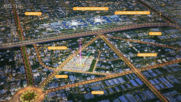 Bán đất nền dự án tại dự án Century City, Long Thành, Đồng Nai diện tích 100m2 giá 18 triệu/m2 13643931