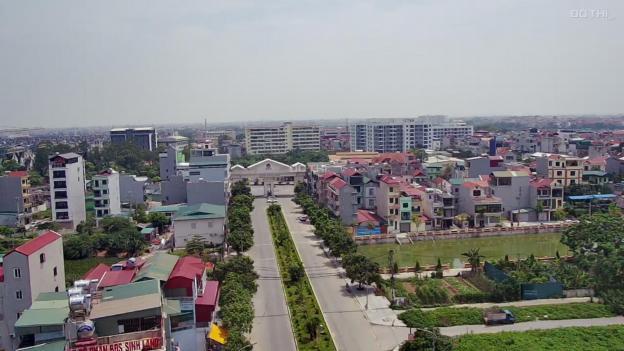 Bán đất dịch vụ KĐT Kim Chung - Di Trạch 74m2 view hồ, giá 73tr/m2. LH: 0975102990 13644392
