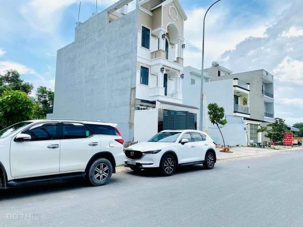 Tưng bừng ngày hội mở bán KDC Lê Minh Xuân 3 vừa ra sổ hồng. Ngân hàng hỗ trợ 60% 13607232