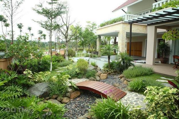 Bán biệt thự nghỉ dưỡng siêu xanh: Xanh Villas Hòa Lạc - sổ đỏ vĩnh viễn - DT 250m2 - giá 8 tỷ 13647630