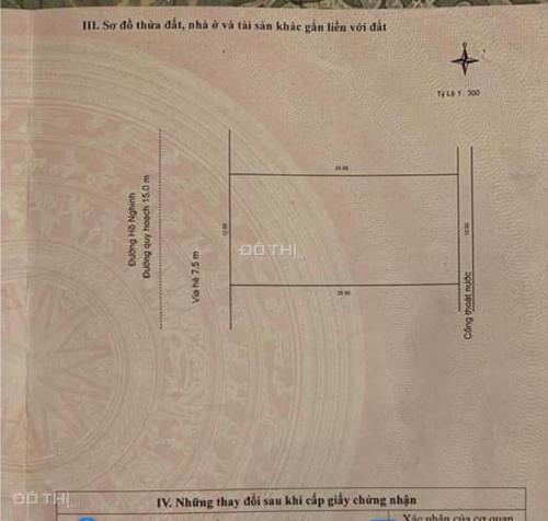 Bán đất tại đường Hồ Nghinh, Phường Phước Mỹ, Sơn Trà, Đà Nẵng diện tích 300m2 giá 160 triệu/m2 13652567