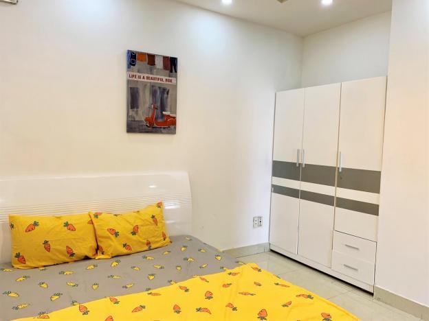 Cho thuê căn hộ 1 phòng ngủ đầy đủ nội thất, đường Dương Bá Trạc, Quận 8, 40m2 13785200