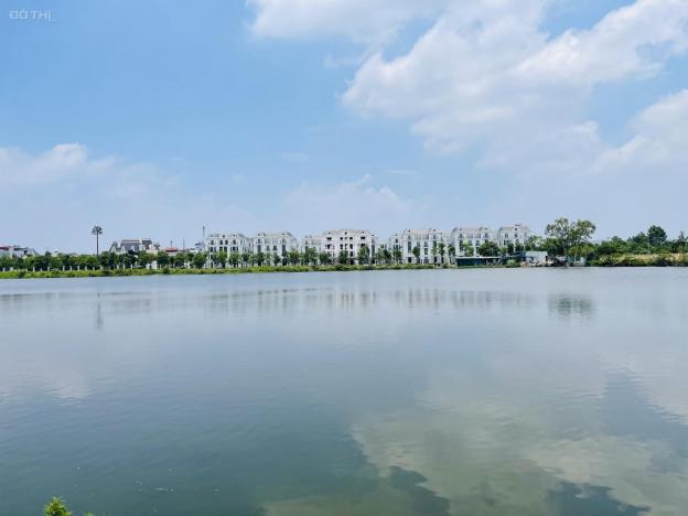 BT góc 220m2 - 3 mặt tiền - dự án Elegant Park Villa Thạch Bàn, view 2 vườn hoa lớn 13655810