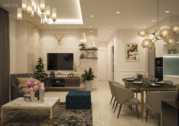 Giới hạn 50 căn đẹp cuối dự án Paris Hoàng Kim, chỉ 80 triệu/m2, view triệu đô Landmark 81 13657380