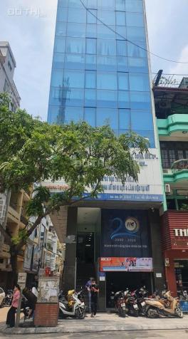 Lô góc, 2 mặt tiền, bán nhà mặt phố Thái Hà, 7 tầng, 125m2, MT 5.6m. Giá 57,6 tỷ 13658239