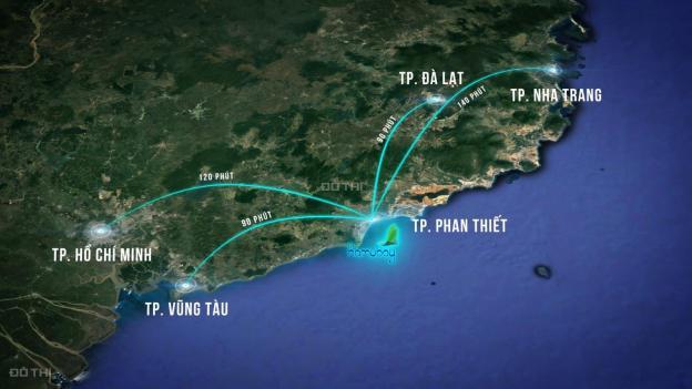 Đất nền mặt biển trung tâm thành phố Phan Thiết - sở hữu lâu dài - đón đầu hạ tầng x2 x3 tài sản 13658529