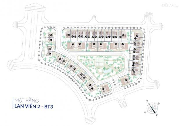 Chỉ từ 10.9 tỷ sở hữu căn liền kề thông trước thông sau tại Lan viên Villas Đặng Xá 2 13660430