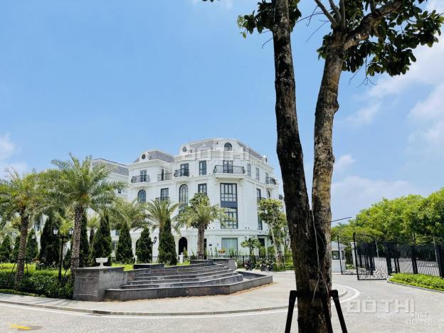 BT góc 220m2 - 3 mặt tiền - Dự án Elegant Park Villa Thạch Bàn, view 2 vườn hoa lớn 13660487