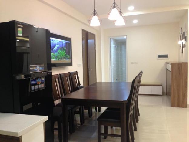 Cho thuê căn hộ chung cư Ngọc Khánh Plaza, 3 PN, full nội thất, giá 19 tr/tháng. LH: 0981261526 13676037