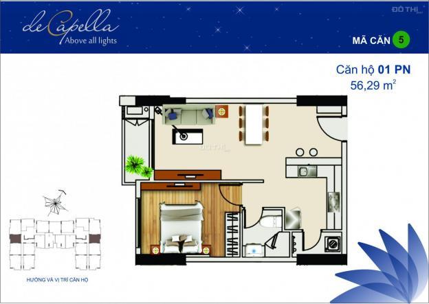 Cần bán căn hộ ngay mặt tiền Lương Định Của 13660975