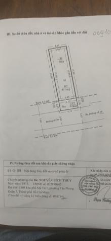 Chính chủ cần bán nhà gần chợ Phạm Thế Hiển, Phường 4, Quận 8, TP Hồ Chí Minh 13735305