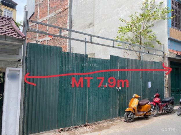 Siêu phẩm đất 2 mặt ngõ phố Khương Trung 171m2 MT 7.9m 18tỷ(tl) ô tô tránh, KD đỉnh, ĐT chia lô vip 13662657