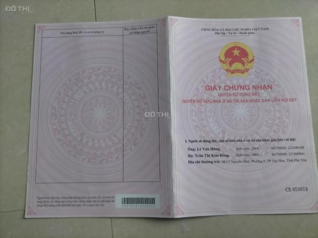 Cần nhanh 2 lô đất đẹp Tuy Hòa, Phú Yên 13662671