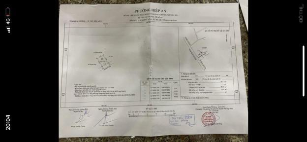 Cần bán lô đất phường Hiệp An, Thủ Dầu Một, Bình Dương, giá tốt 13664013
