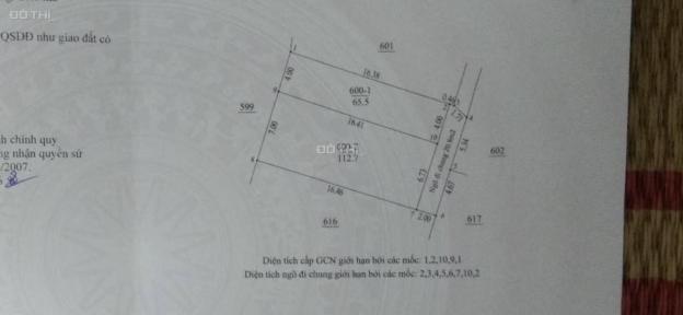 Bán đất thổ cư trung tâm xã An Khánh, Hoài Đức 13664240