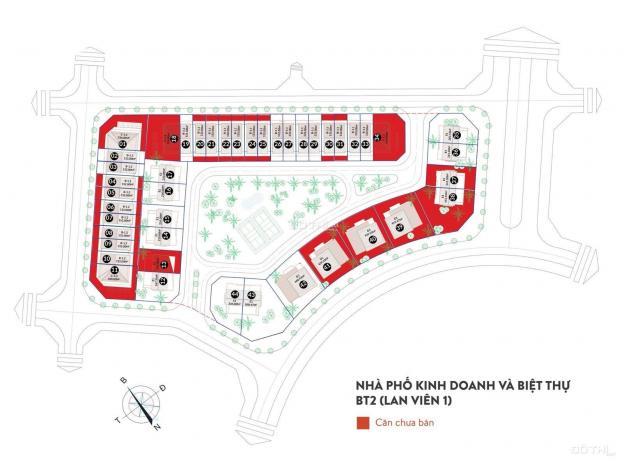 Mở bán liền kề khu đô thị Lan Viên, Đặng Xá. Miễn lãi 12 tháng, chiết khấu 5% giá chỉ từ 65 tr/m2 13664512