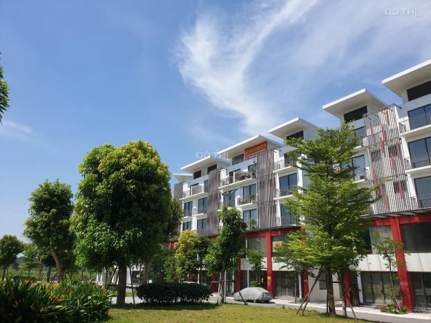 Chính chủ cần bán lại căn shophouse Khai Sơn Long Biên 90m2, mặt công viên 12 tỷ: Lh 0986563859 13667549