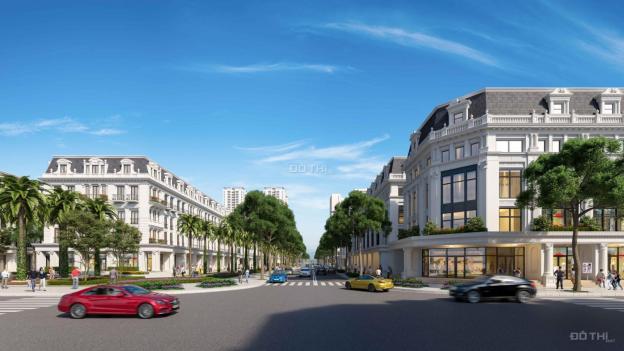 Bán căn góc L1.239 ở ngã tư đường Louis 1 (17,5m) và đường Louis 3 (13,5m). Giá bán 1xx tr/m2 13668702