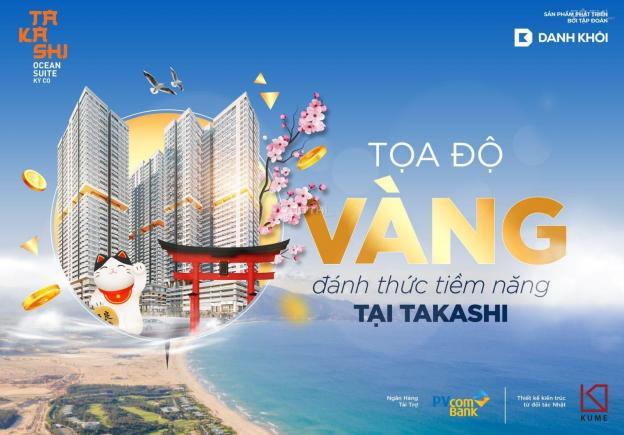 Chỉ từ 1,3 tỷ đồng sở hữu ngay căn hộ mặt biển Quy Nhơn - Takashi Ocean Suite 13670620
