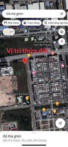 Bán đất tại đường An Dương Vương, Phường Hòa Phú, Thủ Dầu Một, Bình Dương DT 127m2 giá 7.9 tỷ 13670655