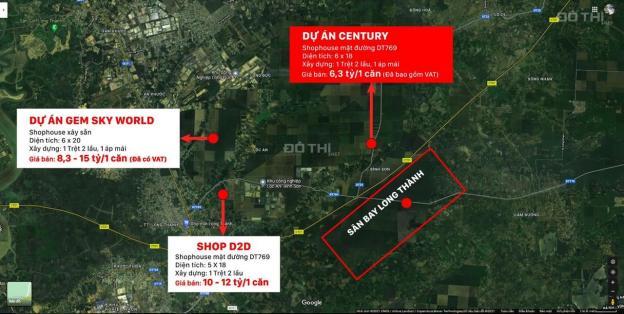 Bán đất sổ đỏ mặt tiền ĐT 769, liền kề sân bay Long Thành giá cực tốt 13670928
