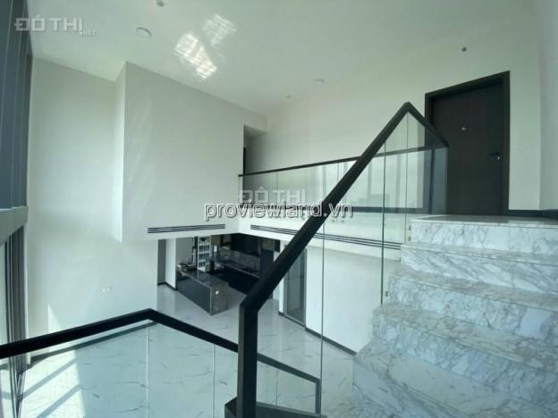 Căn hộ duplex Empire City 4PN, 160m2 nội thất dính tường cho thuê 13676273