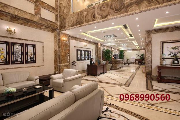 Khách sạn 4 sao Hàng Bông, Hoàn Kiếm DT 323 m2, MT 8m, 12 tầng, 91 phòng, bể bơi giá 650 tỷ 13677507