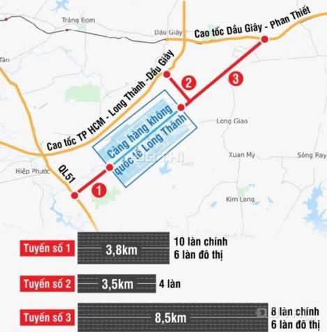 Biệt thự song lập ven sông - trung tâm Long Thành, gần sân bay - Giá: 5.7 tỷ/căn - LH: 0901 257 938 13681265