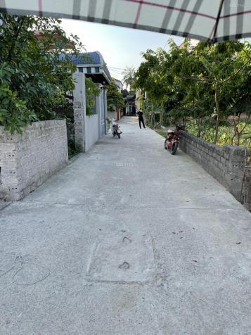 Chuyển nơi ở, gia đình cần bán gấp mảnh đất ở quê Thanh Oai, Hà Nội ô góc, ô tô đỗ tận cửa 13682716