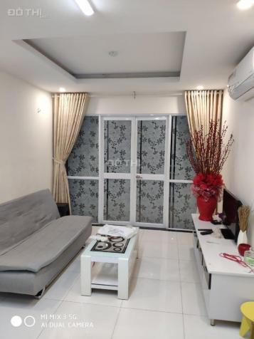 Căn hộ Giai Việt cho thuê căn hộ 2PN 2WC, DT 78m2, full nội thất 13684023