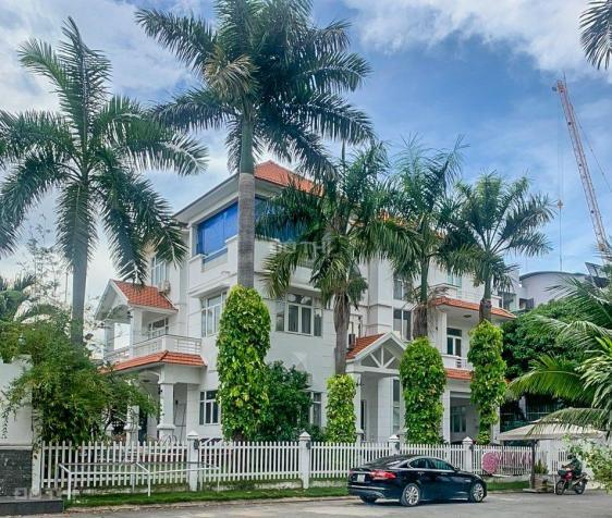 Bán biệt thự Thảo Điền Thủ Đức, Nguyễn Văn Hưởng, 525m2, 1 trệt + 2 lầu 13686240