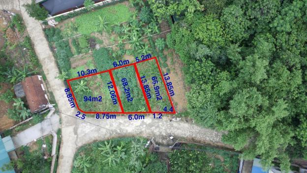 Chính chủ bán 68m2 đất ở thôn 7, Tân Xã, Thạch Thất 13686903