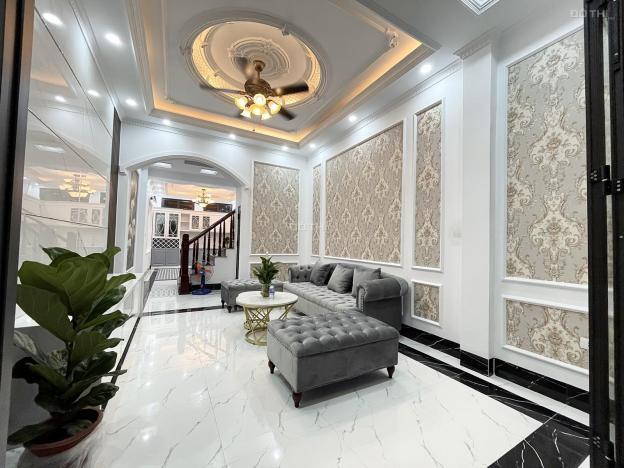 Bán nhà đẹp ở luôn ngõ 129 Nguyễn Trãi 4 tầng 55m2 cách ô tô 10m giá 5,3 tỷ. LH 0912442669 13687660