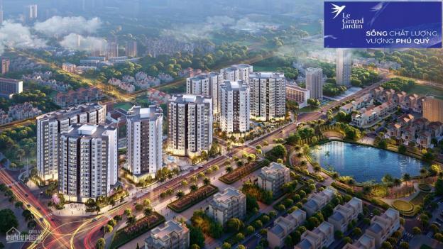 Bán căn hộ 83m2 CK 3% HTLS 0% 12 tháng dự án Le Grand Jardin ở ngay miễn phí dịch vụ 09345 989 36 13688423