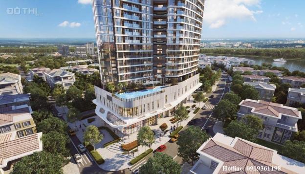 Bán căn hộ Thảo Điền Green Quận 2 - dự án Thảo Điền Green Towers 13691545