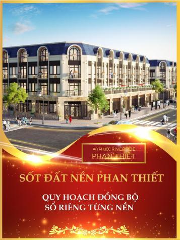 Bán đất nền sổ đỏ An Phước Riverside Phan Thiết - Chỉ từ 1,1 tỷ/lô 13696145