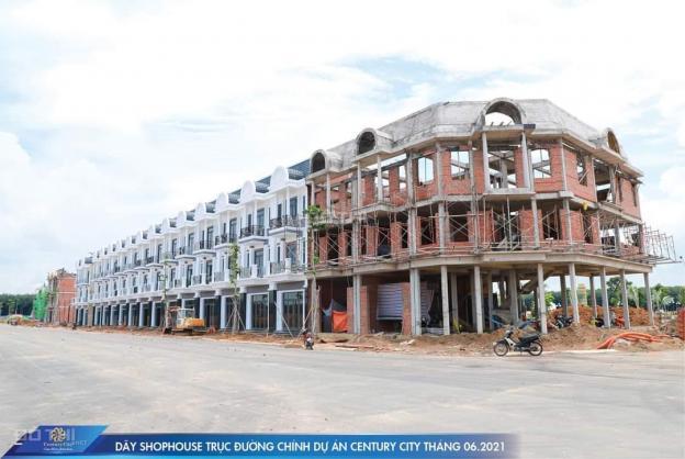 Bán đất nền dự án tại dự án Century City, Long Thành, Đồng Nai diện tích, SHR giá 1.8 tỷ 13702161