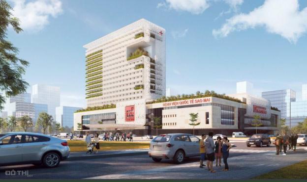 Bán đất nền dự án khu đô thị cao cấp Sao Mai - Triệu Sơn - Thanh Hóa 13703353