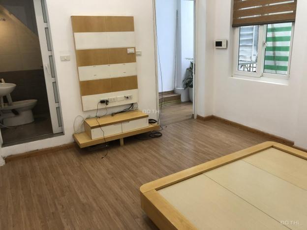 Bán nhà riêng 4 tầng ngõ rộng phố Bà Triệu, gần Vincom - đại học Bách Khoa 13707535
