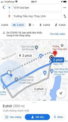 Bán đất Thúy Lĩnh - Hoàng Mai - 40m2 giá: 1,4 tỷ 13709984