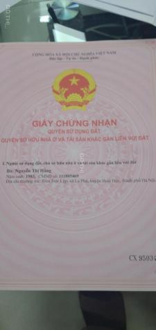 Bán 2 lô đất diện tích 30.4m2 giáp Lê Trọng Tấn, Hà Đông 13572989