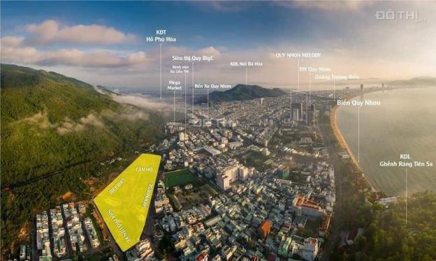 Căn hộ trung tâm thành phố Quy Nhơn, giá từ 26 triệu/m2, gần biển, ngay khu du lịch, đông dân cư 13668280