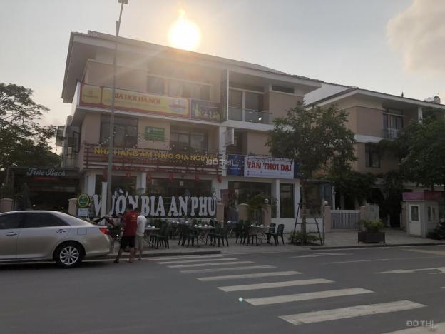Cho thuê biệt thự Dương Nội đã hoàn thiện DT 200m2, đường 27m 13713453