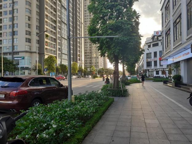 Cho thuê shophouse Vinhomes Gardenia 4 tầng, 93m2/ tầng, cho thuê lâu dài, giá thỏa thuận 13717390