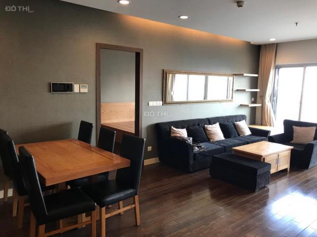 Cho thuê chung cư Lancaster Núi Trúc, 112m2, 3PN, 2WC, nội thất đẹp, 25 tr/tháng 13718944
