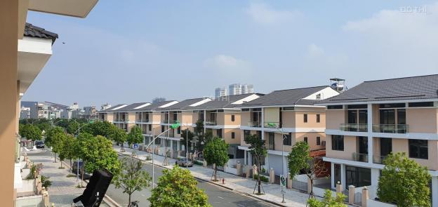Cho thuê biệt thự lô góc 2 mặt thoáng KĐT Dương Nội, hoàn thiện đẹp, đủ đồ giá 25tr/tháng 13719717