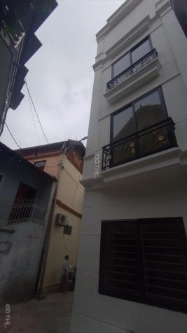 Bán nhà 4 tầng xây mới Yên Nghĩa full nội thất 13720016