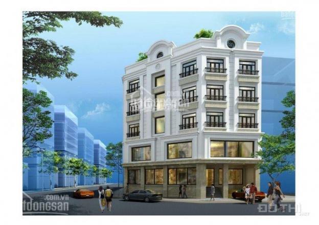 Bán nhà mặt phố Trung Kính, Vũ Phạm Hàm Trung Hòa, Cầu Giấy, diện tích 170m2 x 8 tầng mới giá 52 tỷ 13722725